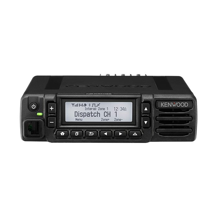 Kenwood NX-3820E UHF DMR/NEXEDGE/Analogue Mobile radio 400 - 470 MHz 25W