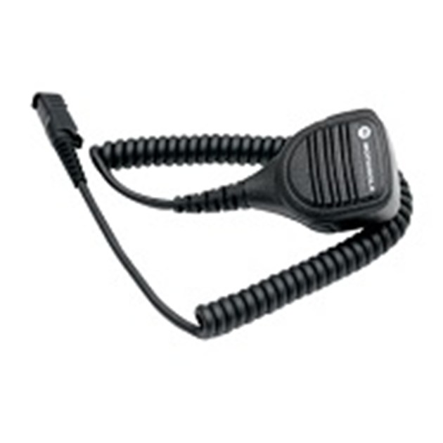 REMOTE SPEAKER MICROPHONE,IMPRES WINDPORTING RSM IP67